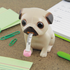 Cute Pug Tape Measure