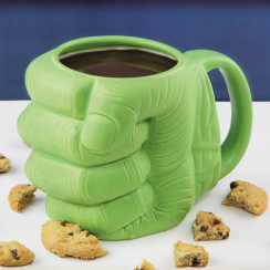 Marvel Hulk Shaped Mug
