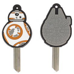 Star Wars Episode VII Key Covers