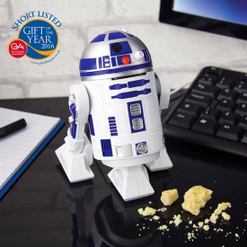 Star Wars, R2-D2 Desktop Vacuum