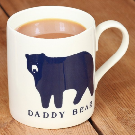Daddy Bear Bone China Mug
