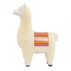 Adorable Llama Money Box