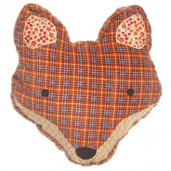 Angus the Fox Cushion