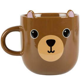Bear Kawaii Friends Mug