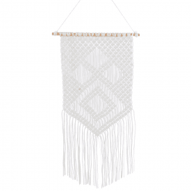 Boho Macramé Banner Hanging Decoration