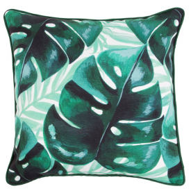 Botanical Jungle Cushion with Inner