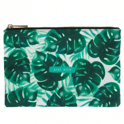 Botanical Jungle Make up Bag