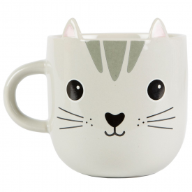 Cat Kawaii Friends Mug