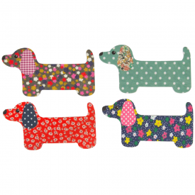 Dachshund Nail File, Assorted