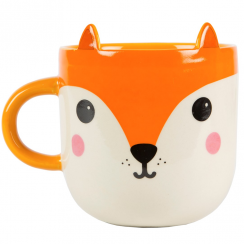 Fox Kawaii Friends Mug