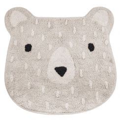 Grey Bear Camp Rug