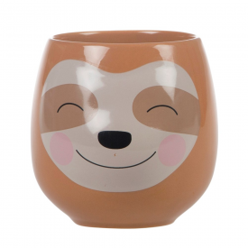 Happy Adorable Sloth Mug