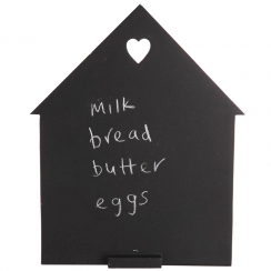 Heart Home Chalk Board