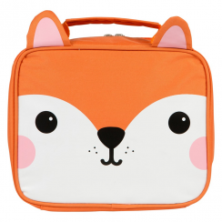 Hiro Fox Kawaii Friends Lunch Bag