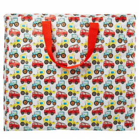 Illustrated Trucks Storage Bag