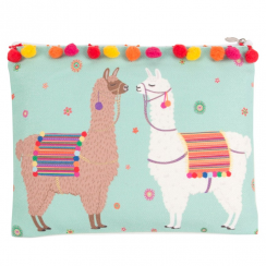 Lima Llama Make up Bag