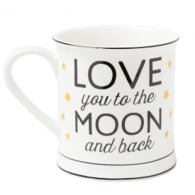 Love You To The Moon & Back Mug