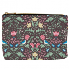 Midnight Garden Make up Bag