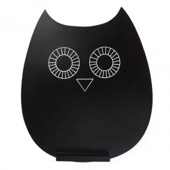 Owl Shaped Chalk Board