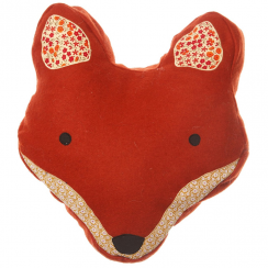Paddy the Fox Cushion