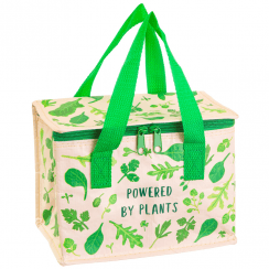 Powered By Plants Lunch Bag