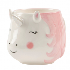 Rainbow Pink Unicorn Mug
