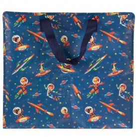 Retro Space Storage Bag