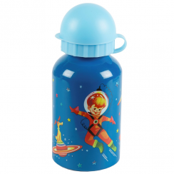Retro Space Water Bottle