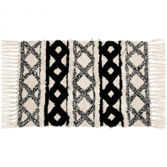 Scandi Boho Cotton Rug