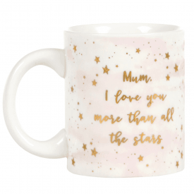 Scattered Stars Mum Love You More Mug