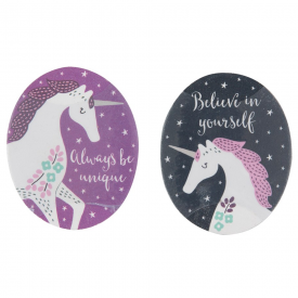 Set of 2 Starlight Unicorn Nail Files