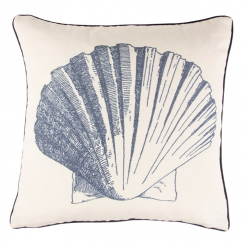 Shell Vintage Sea Cushion