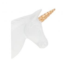 Stargazer White Unicorn Hook