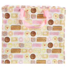 Tea Party Biscuit Storage Bag