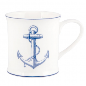 Vintage Sea Anchor Mug