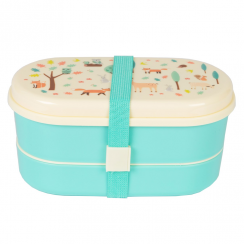 Whimsical Woodland Bento Lunch Box
