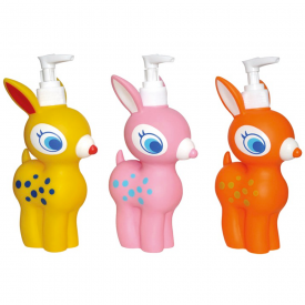 Soap Deer Dispenser, Mixed Colours