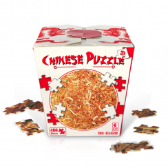 Takeaway Jigsaw Puzzle Chinese