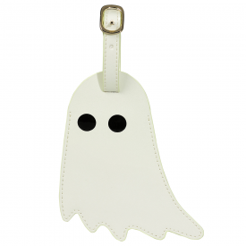 Ghost Luggage Tag Glow in the Dark