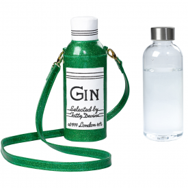 Gin Water Bottle and Cover