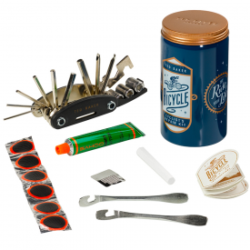 Cyclist's Space & Time, Bike Repair Kit