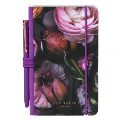 Shadow Flora Mini Notebook & Pen