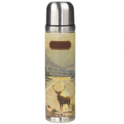 Stag Stainless Steel Vacuum Flask