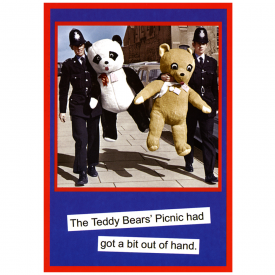 Teddy's Bear Picnic Card