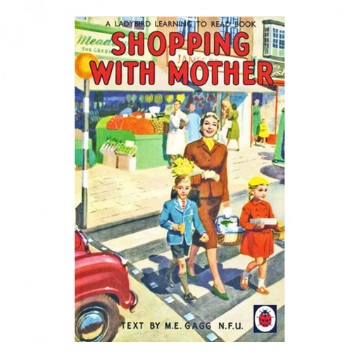 Ladybird, Shopping with Mother Card