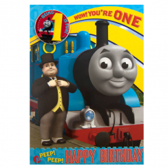 Thomas The Tank Age 1 Badge Card