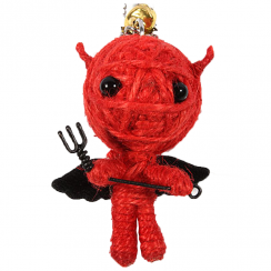 The Devil Voodoo Doll