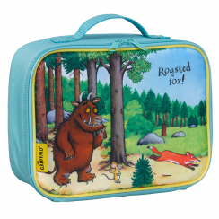 """Roasted Fox"" Lunch Bag"