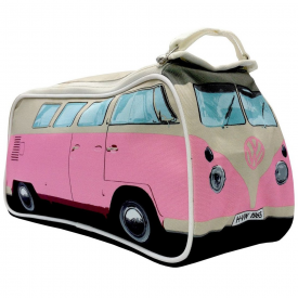 VW Camper Van Wash Bag Pink