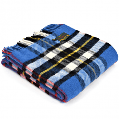 Pure New Wool Knee Lap Blanket, Dress Thompson
